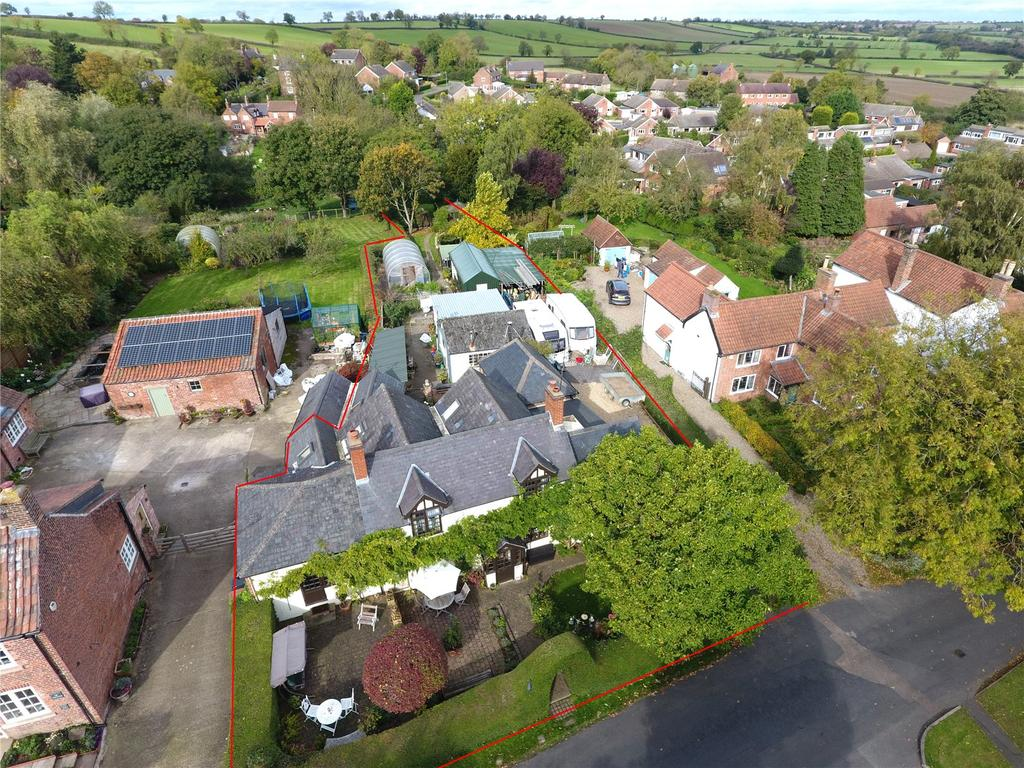 6 Bedrooms Detached House for sale in Chapel Lane, Old Dalby, Melton Mowbray