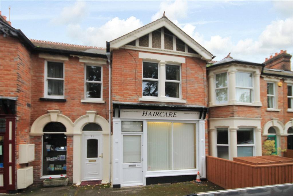 1 Bedroom Terraced House for sale in Eltisley Avenue, Newnham, Cambridge, CB3