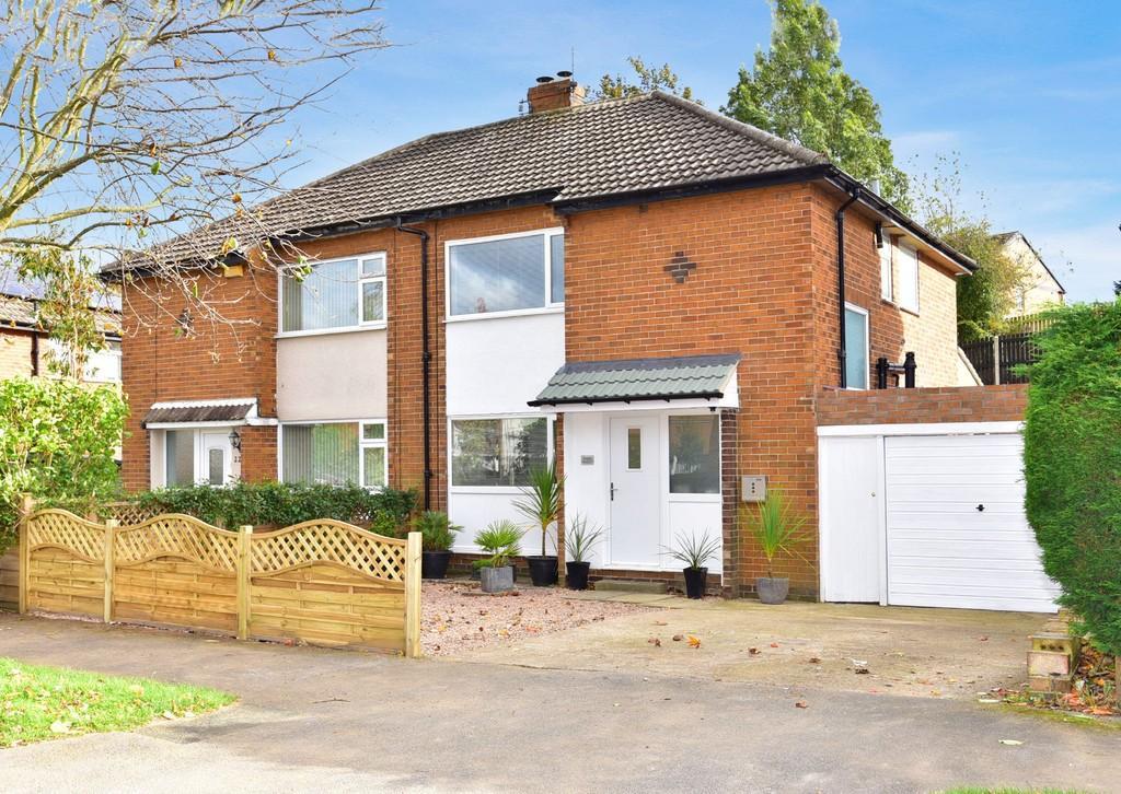 3 Bedrooms Semi Detached House for sale in Woodfield Road, Harrogate