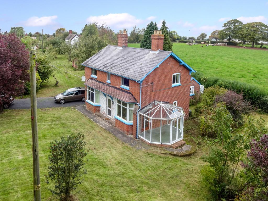 3 Bedrooms Detached House for sale in Hanley Broadheath, Tenbury Wells, Worcestershire, WR15 8QU
