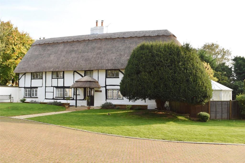 5 Bedrooms Detached House for sale in Spring Lane, Great Horwood