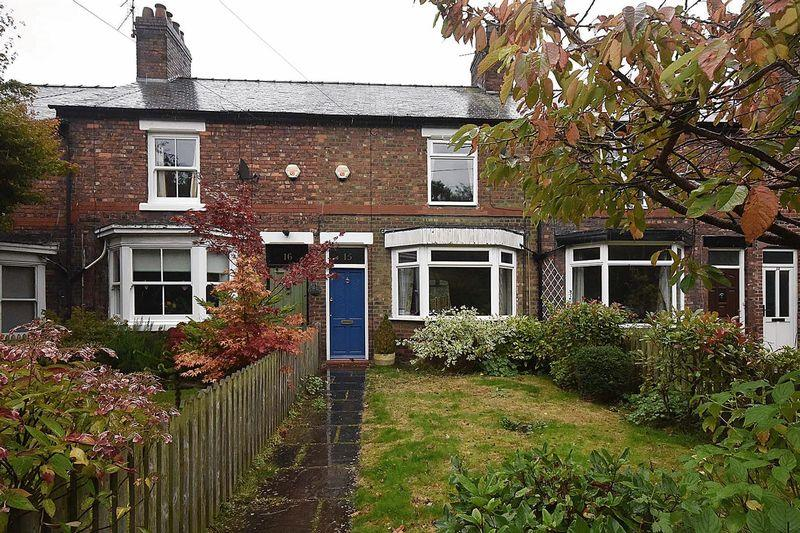 2 Bedrooms Terraced House for sale in Ascol Drive, Knutsford