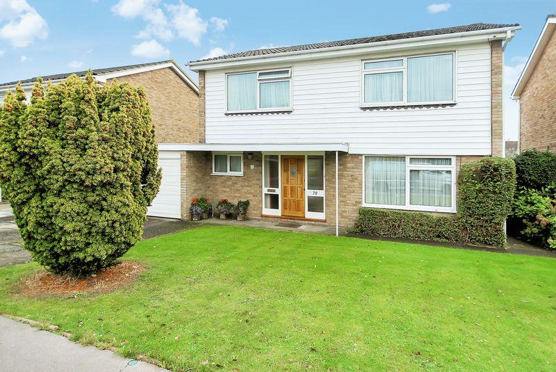 4 Bedrooms Detached House for sale in Lorne Gardens, Shirley