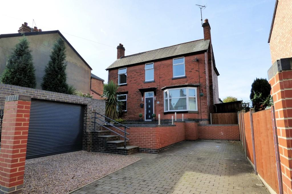4 Bedrooms Detached House for sale in Tutbury Road, Burton-Upon-Trent