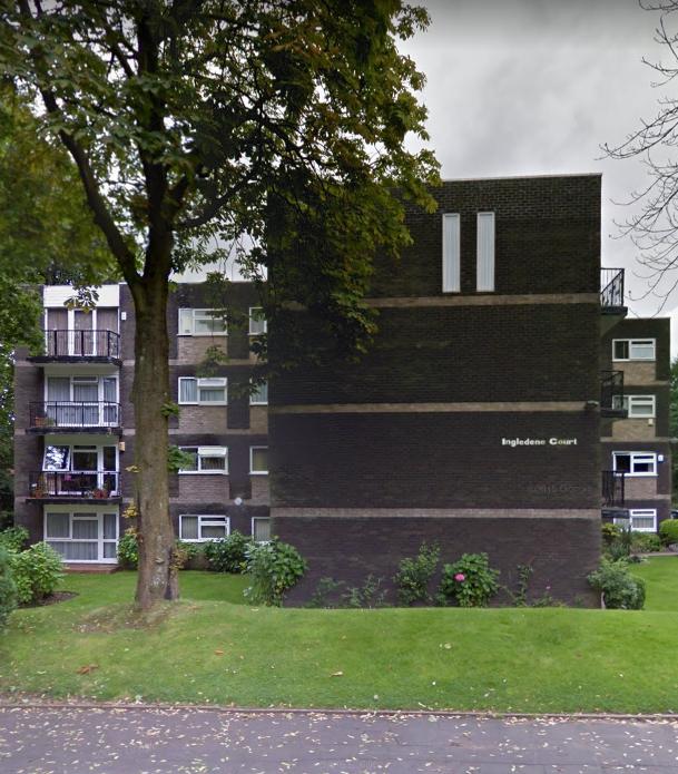 3 Bedrooms Flat for sale in Ingledene Court