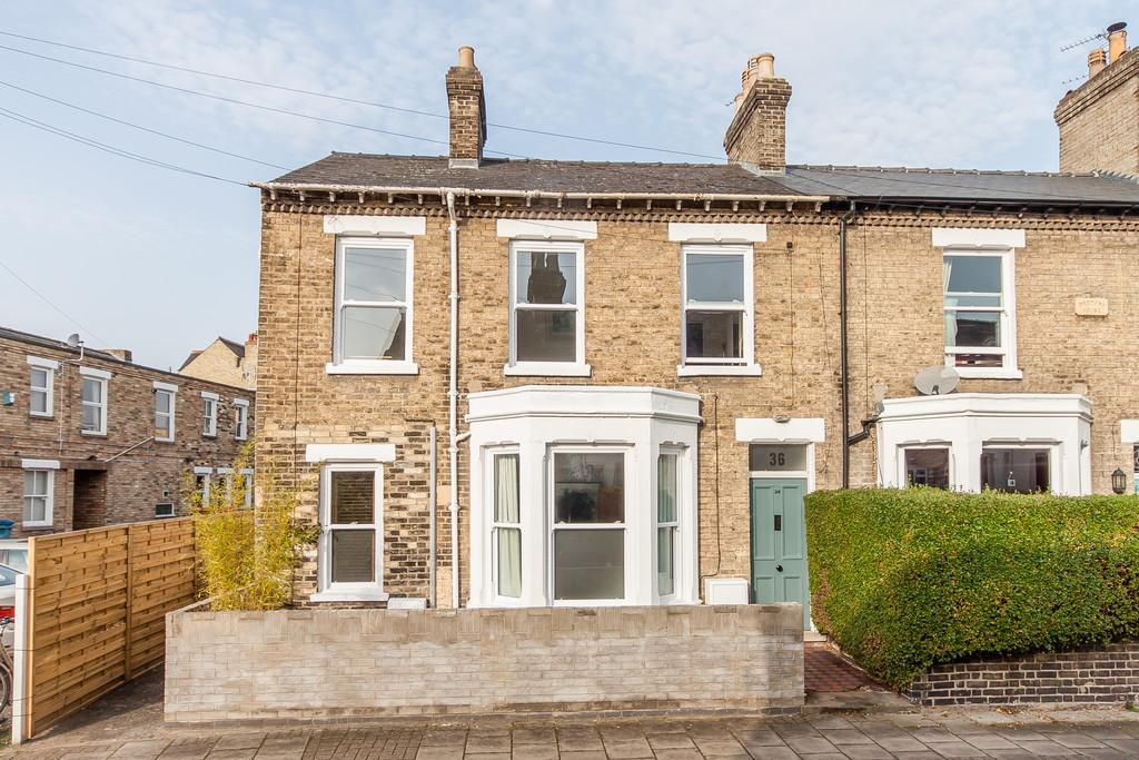4 Bedrooms End Of Terrace House for sale in Emery Street, Cambridge