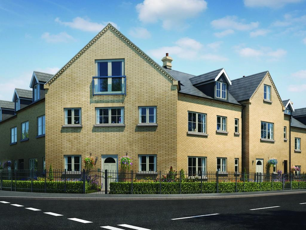 1 Bedroom Apartment Flat for sale in Windsor Gate, Rosemary Lane