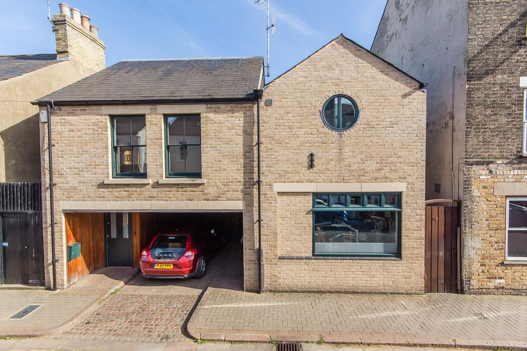 4 Bedrooms Detached House for sale in Kingston Street, Cambridge