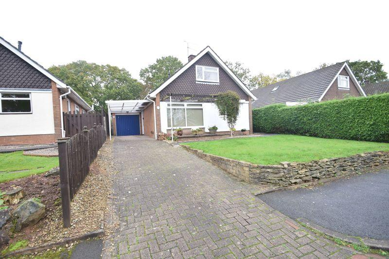 4 Bedrooms Detached Bungalow for sale in Pen Bedw, Croesyceiliog, Cwmbran