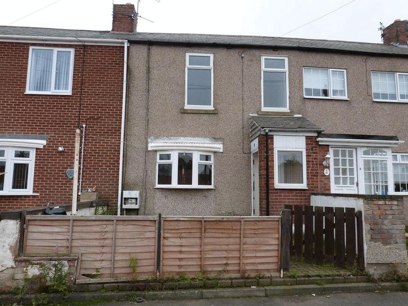 3 Bedrooms Terraced House for sale in Back Mowbray Terrace, Guidepost, Three Bedroom Terraced House
