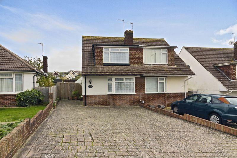 2 Bedrooms Chalet House for sale in Graham Avenue, Portslade