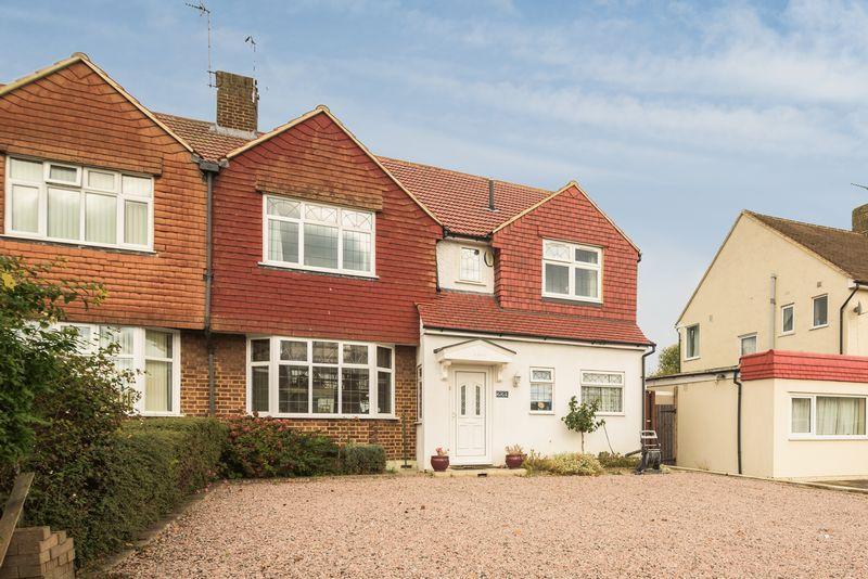 4 Bedrooms Semi Detached House for sale in Bexley Rd, Eltham SE9