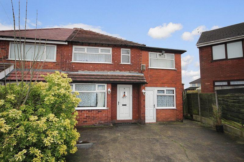 3 Bedrooms Semi Detached House for sale in Annable Road, Openshaw, Manchester M18 8QR