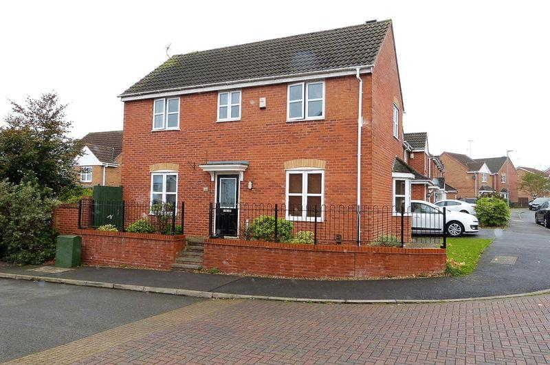 3 Bedrooms Detached House for sale in Impey Close, Thorpe Astley, Leicestershire