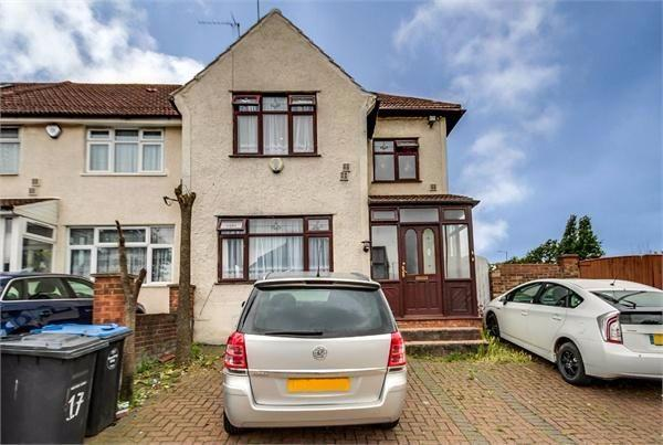 6 Bedrooms Semi Detached House for sale in Links Road, Neasden, NW2