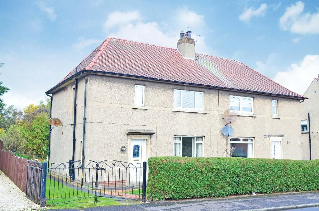 3 Bedrooms Semi Detached House for sale in Russell Street, Hamilton , South Lanarkshire, ML3 0QP