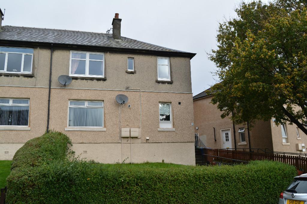 2 Bedrooms Flat for sale in Bruce Street, Falkirk, Falkirk, FK2 9EX