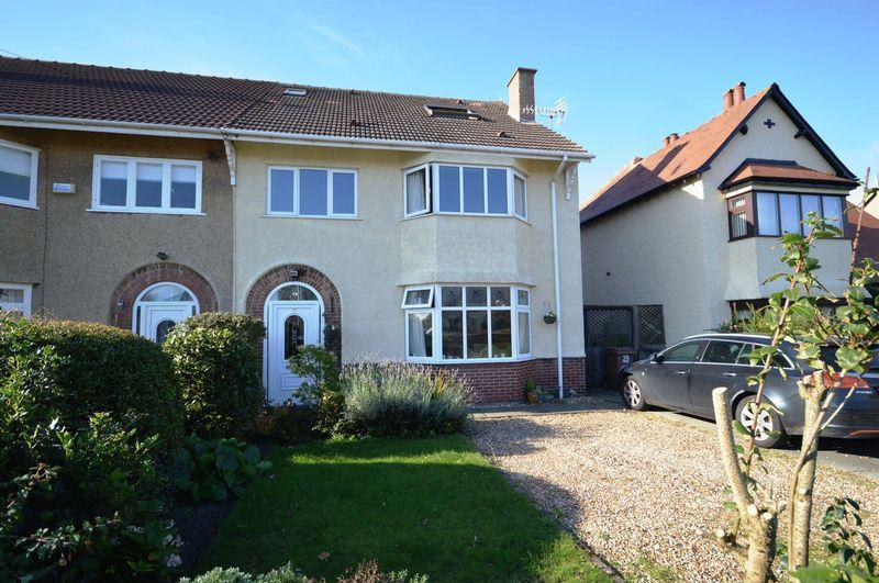 5 Bedrooms Semi Detached House for sale in Deneshey Road, Hoylake