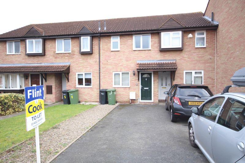 2 Bedrooms Terraced House for rent in Gladstone Drive, Moorfields, Hereford, Herefordshire