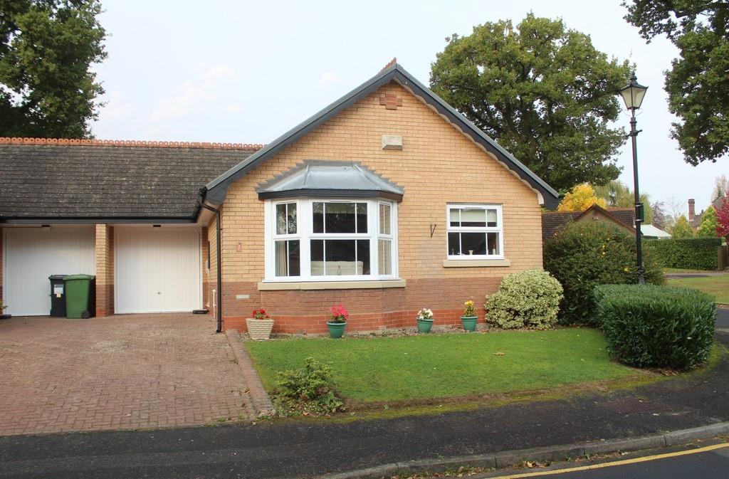 2 Bedrooms Detached Bungalow for sale in Brooksby Grove, Dorridge
