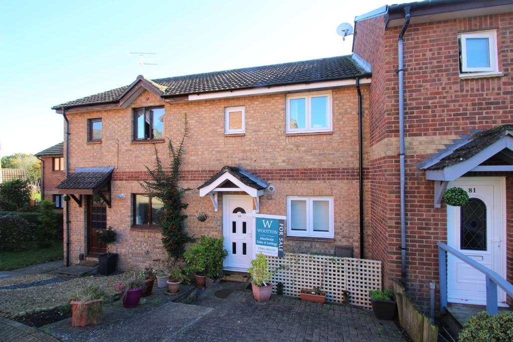 3 Bedrooms Terraced House for sale in Mary Rose Avenue, Wootton Bridge
