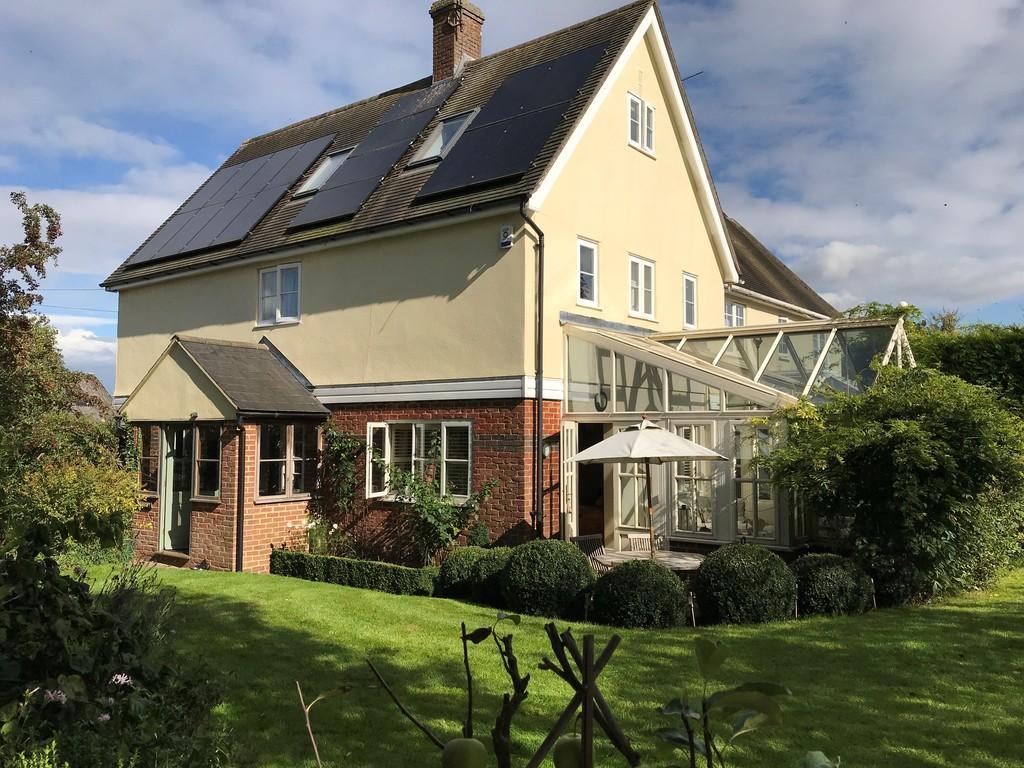 5 Bedrooms Semi Detached House for sale in Widdington