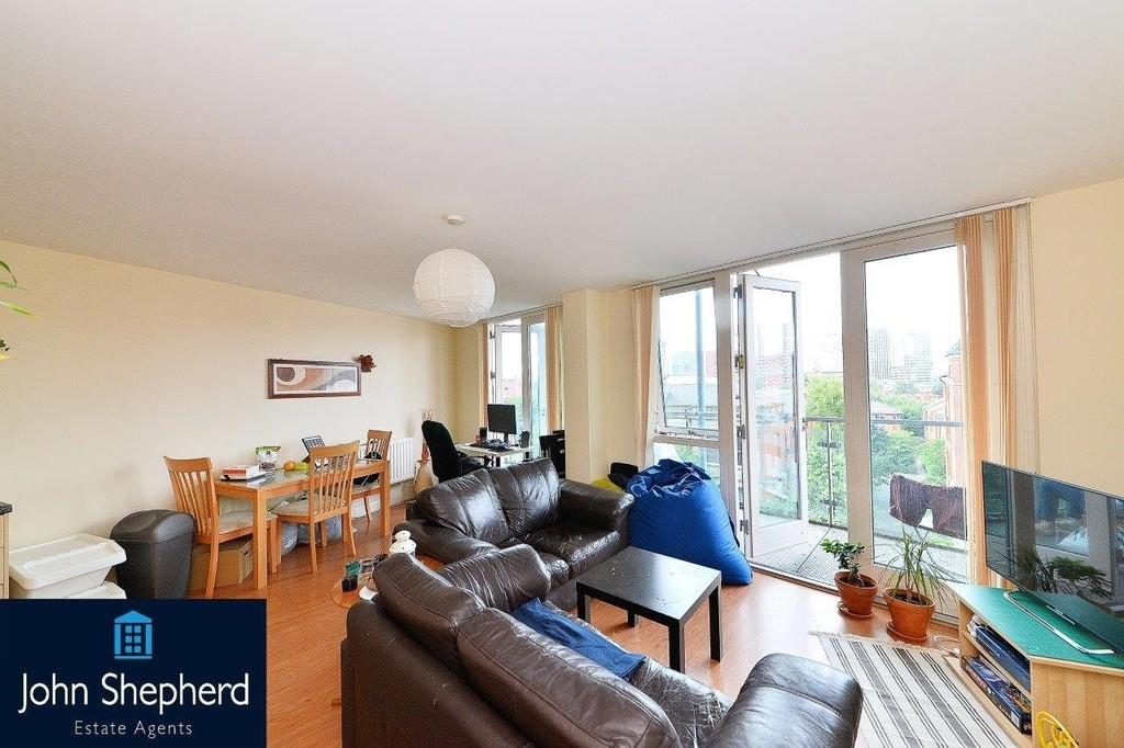 1 Bedroom Apartment Flat for sale in Bath Row, Park Central