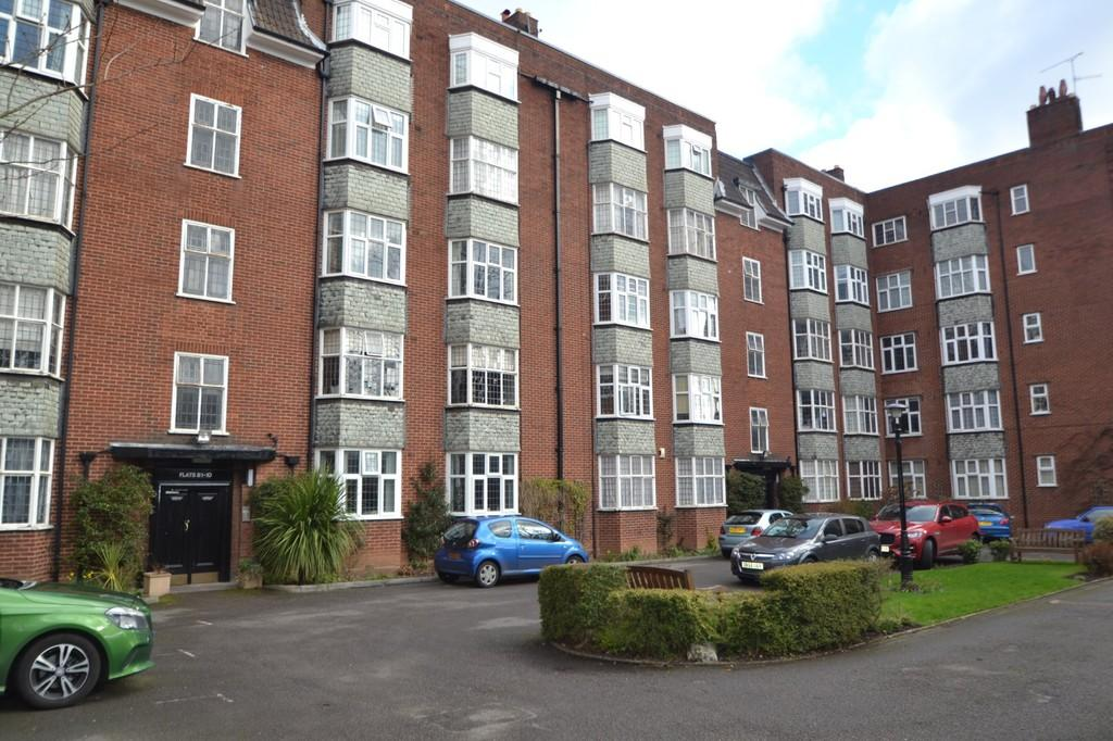 3 Bedrooms Apartment Flat for sale in Calthorpe Mansions, Edgbaston