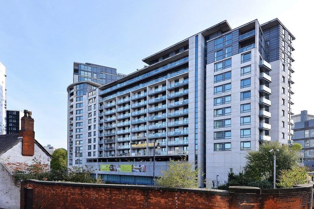 2 Bedrooms Apartment Flat for sale in Holliday Street, Birmingham