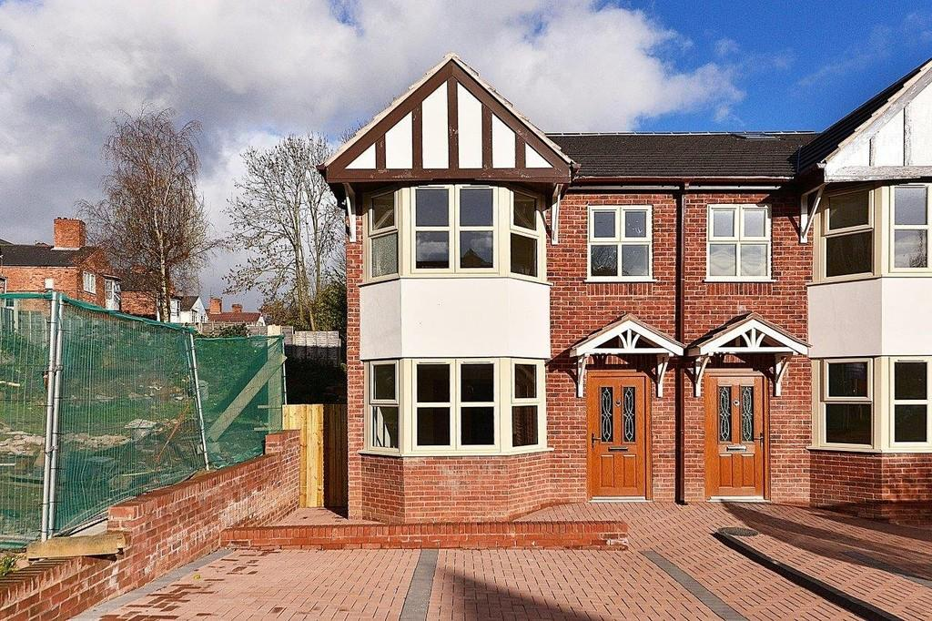5 Bedrooms Semi Detached House for sale in Portland Road, Edgbaston