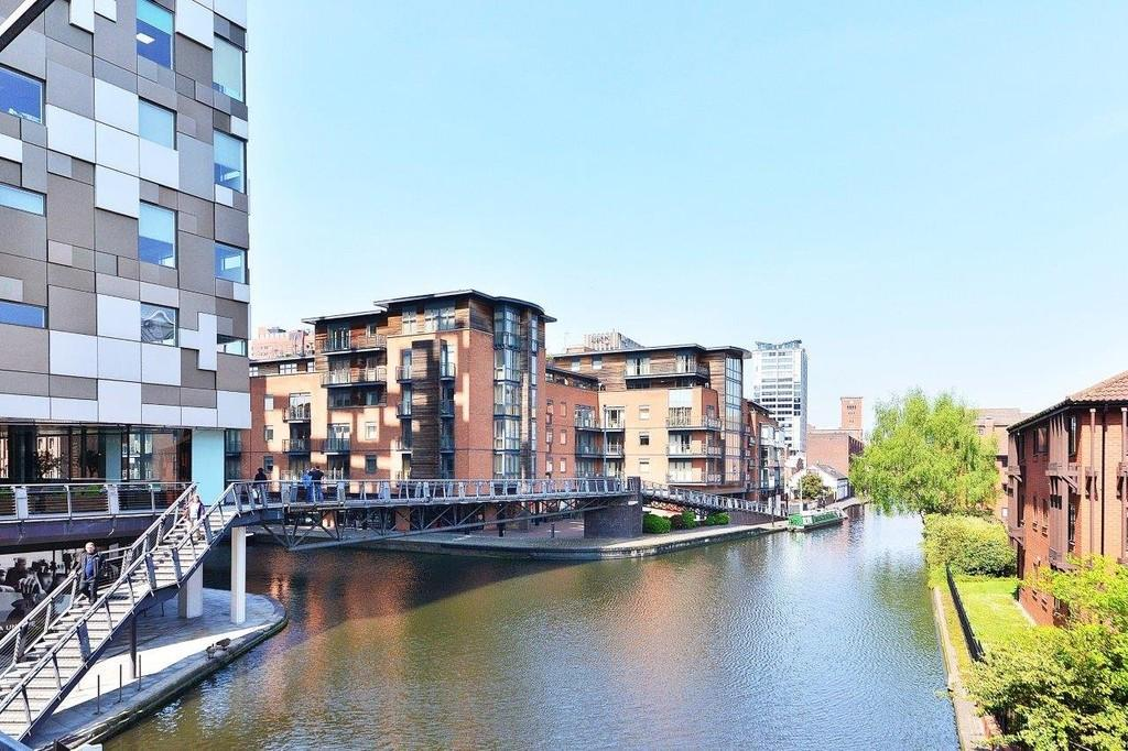 1 Bedroom Apartment Flat for sale in Canal Wharf, Waterfront Walk