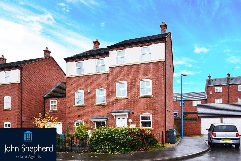 4 Bedrooms Semi Detached House for sale in Maynard Road, Edgbaston