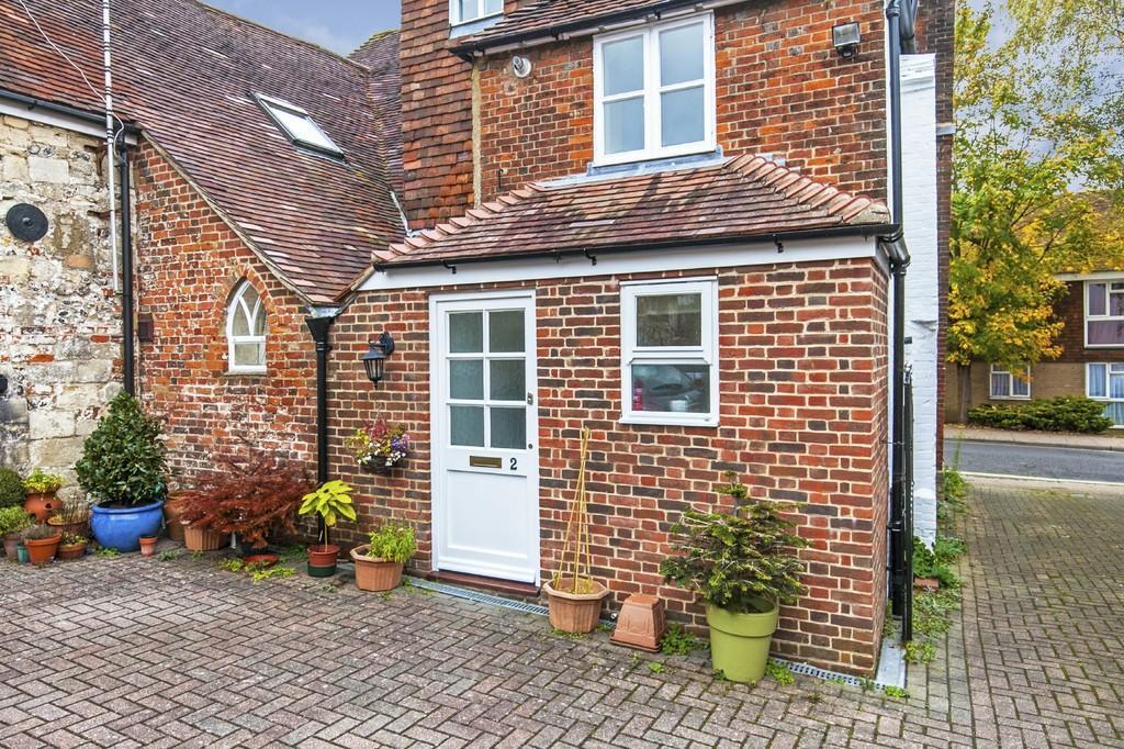 1 Bedroom Maisonette Flat for sale in Hyde Street, Hyde, Winchester, SO23