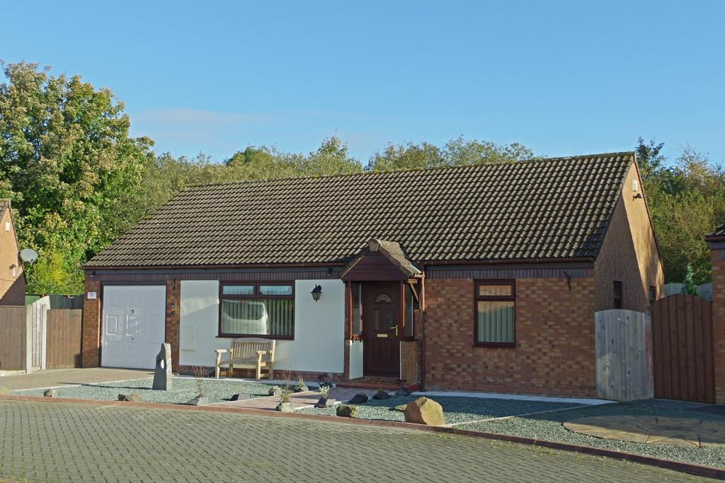 3 Bedrooms Detached Bungalow for sale in Coledale Meadows, Carlisle