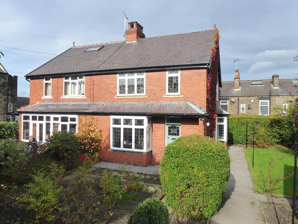 3 Bedrooms Semi Detached House for sale in Frances Street, Farsley