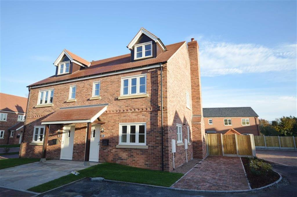 3 Bedrooms Semi Detached House for sale in 6, Hamlyn Place, Kingsland, Herefordshire, HR6