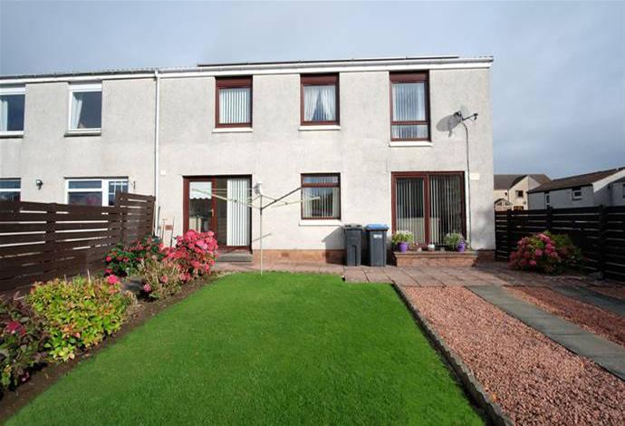 3 Bedrooms Terraced House for sale in 56 Howdenburn Court, Jedburgh, TD8 6PX