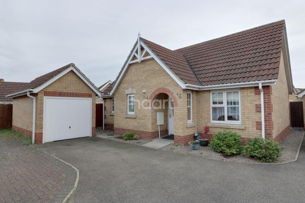 2 Bedrooms Bungalow for sale in March