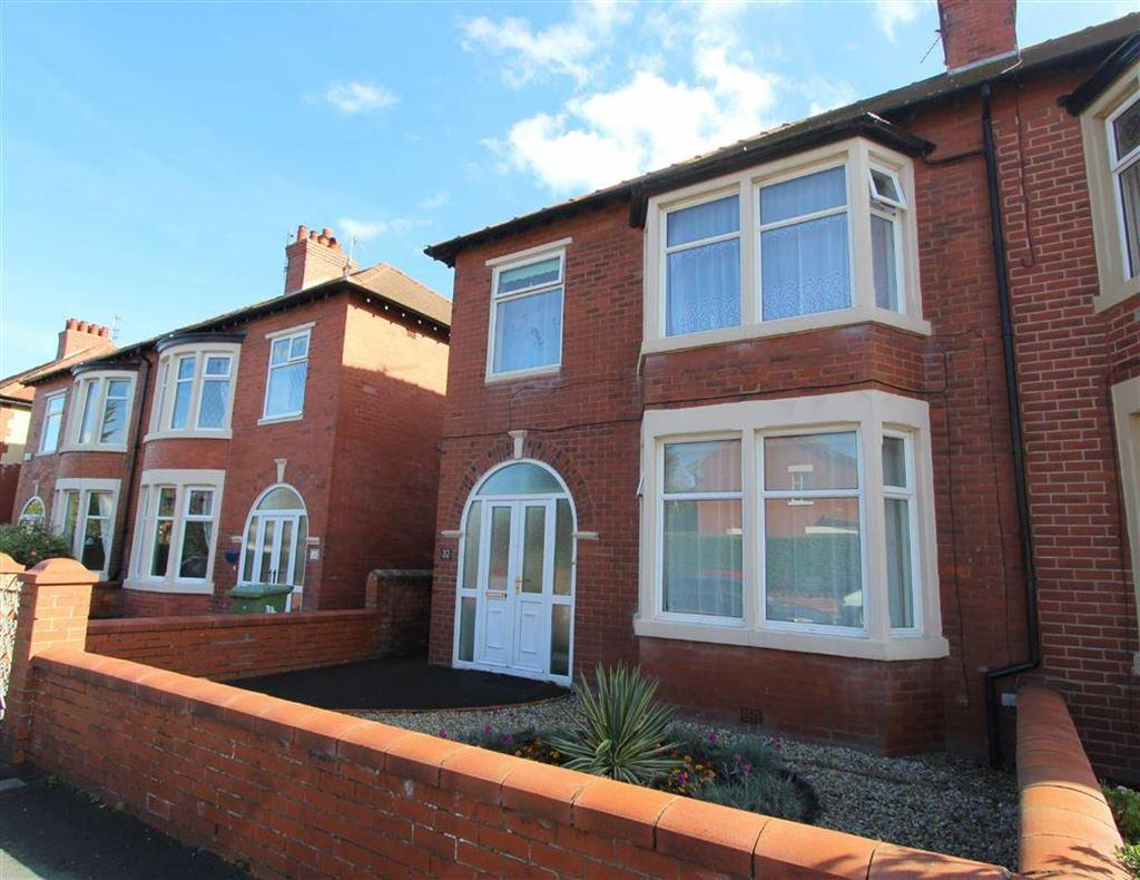 3 Bedrooms Semi Detached House for sale in Hove Road, Lytham St Annes, Lancashire