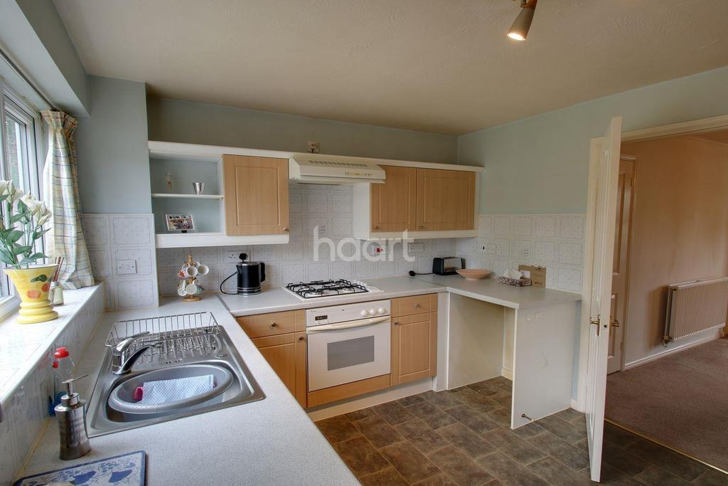 2 Bedrooms End Of Terrace House for sale in Blenheim Road, Abbots Langley