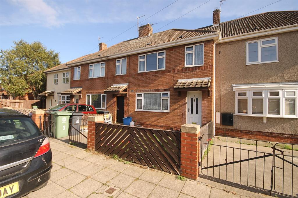 4 Bedrooms Terraced House for sale in Ilkley Grove, Hartlepool