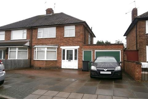 3 bedroom semi-detached house for sale - Tamar Road, Rushey Mead, Leicester, LE4