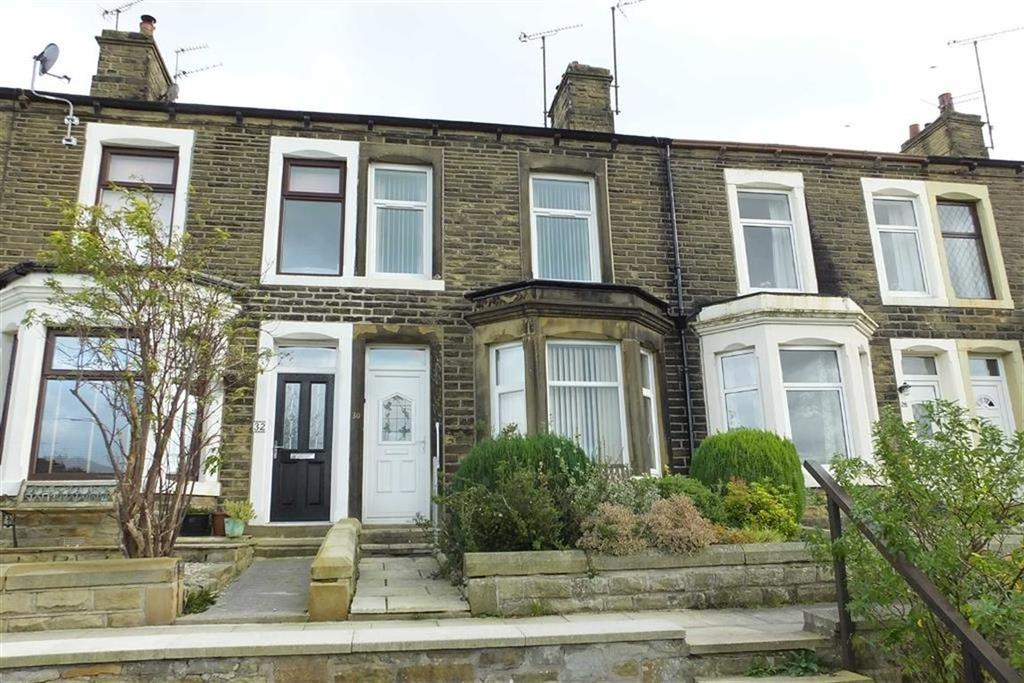 3 Bedrooms Terraced House for sale in Cemetery Road, Earby, Lancashire, BB18