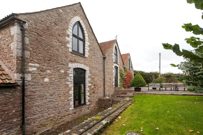 4 Bedrooms Detached House for sale in Kington Lane, Kington, Bristol, South Gloucestershire, BS35