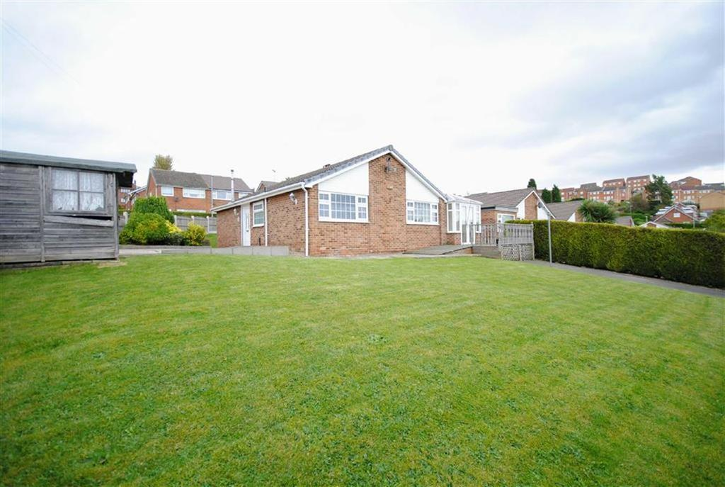 2 Bedrooms Detached Bungalow for sale in Hall Park Meadows, Kippax, Leeds, LS25