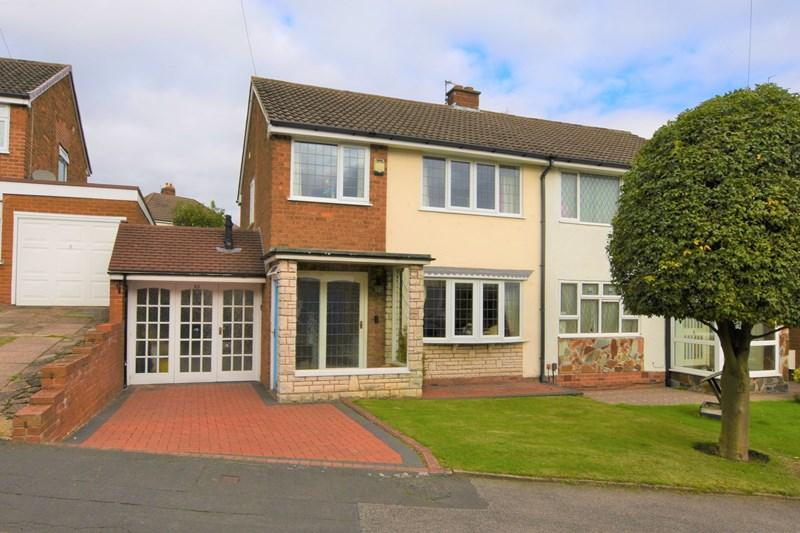 3 Bedrooms Semi Detached House for sale in Timothy Road, Oldbury