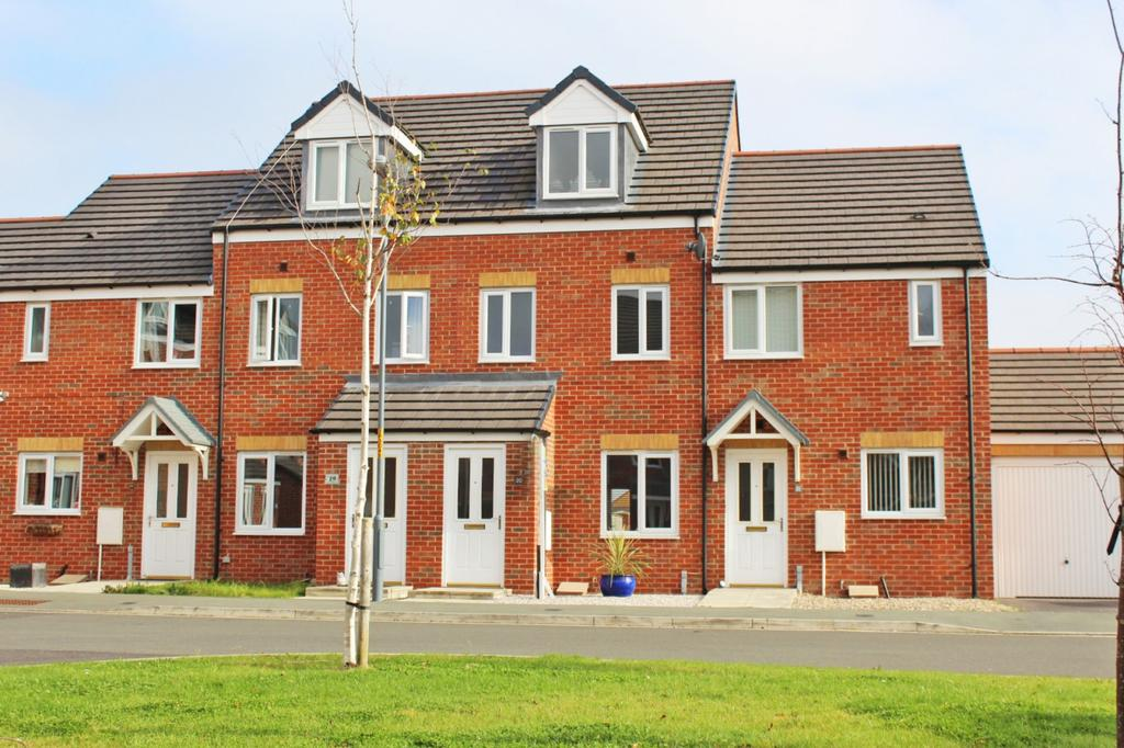 3 Bedrooms Terraced House for sale in Pipistrelle Court, Norton, TS21