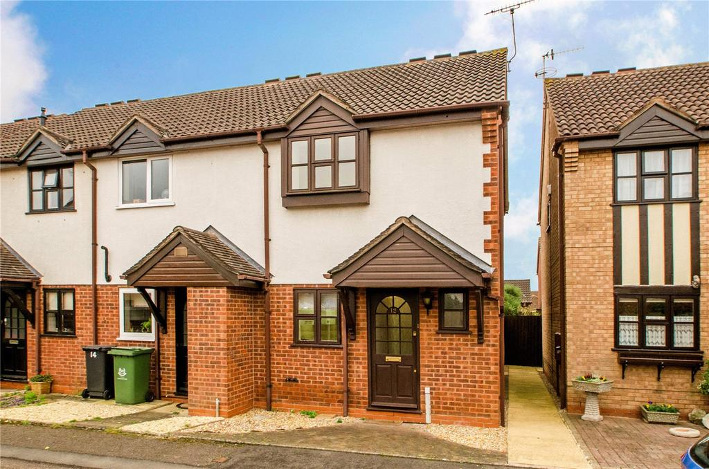 2 Bedrooms Semi Detached House for sale in St Peter The Great, Worcester