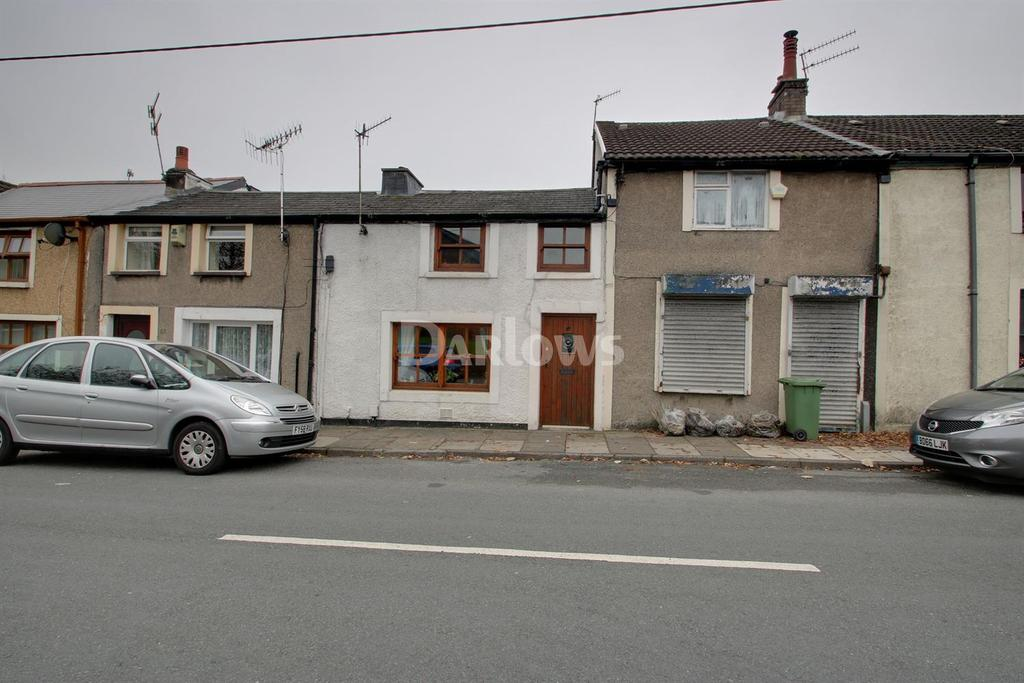 2 Bedrooms Terraced House for sale in Cardiff Road, Taffs Well