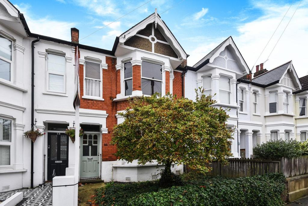 3 Bedrooms Terraced House for sale in Trentham Street, Southfields